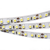 Лента RT 2-5000 24V Day White 2x 3528 600LED IP20 4000K м Gals