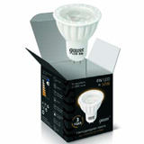 Лампа Gauss LED  MR16 4W High Power Ceramic GU5.3 AC220-240V 2700К