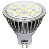 Лампа Gauss LED  MR16 4W GU5.3 AC220-240V 4100К
