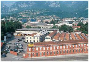 Итальянская компания Leuci — крупнейший производитель ламп и светильников в Италии